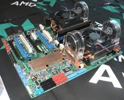 Плата L1N64-SLI Deluxe для AMD Quad FX. Взлетит, или не взлетит?