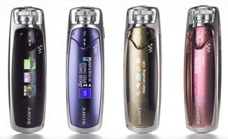 Sony WALKMAN NW-S700 – MP3-плеер с активной системой шумоподавления