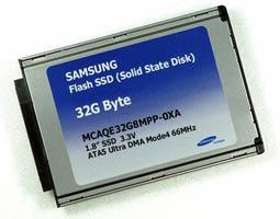 SSD-накопитель Samsung. Винчестеры становятся твёрже.
