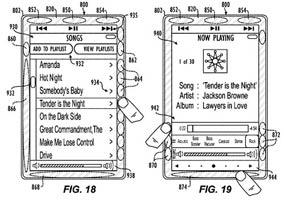 Чувствительные панели – в рамку, говорит Apple