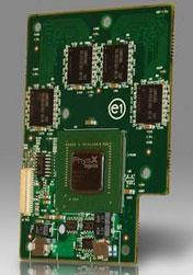 Ускоритель Ageia PhysX 100M для ноутбуков