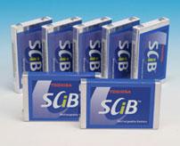 Наборные ячейки SCiB