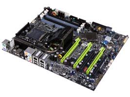 Эталонная плата на NVIDIA nForce 780i SLI