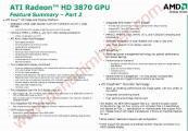 Характеристики GPU