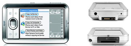 Карманный ПК Palm LifeDrive. Запомните, каким он был...