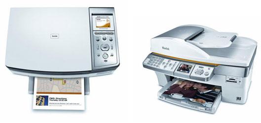 Easyshare 5300 и 5500 – печатающие комбайны теперь и от Kodak