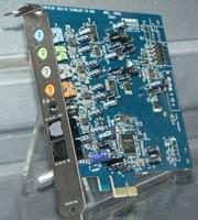 Creative PCIe X-Fi Extreme Audio
