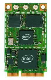 Карта Intel
