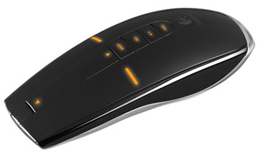 Logitech MX Air. Мышка с датчиком движения.