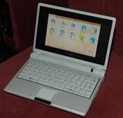 Asus Eee PC на Intel Celeron
