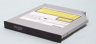 Toshiba SD-L912A – первый для ноутбуков с поддержкой HD DVD-RW