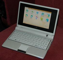 ASUS Eee PC 701. Личное