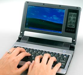 NanoBook – UMPC