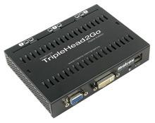 Matrox TripleHead2Go Digital Edition: до трёх мониторов к одной видеокарте...
