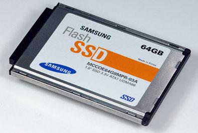 64 ГБ флэш-памяти в форм-факторе жёсткого диска