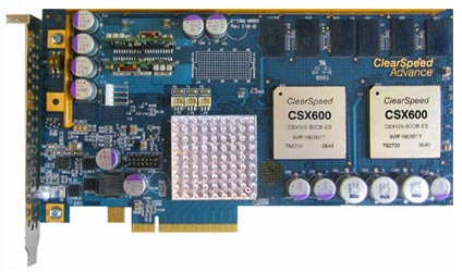 ClearSpeed e620 –