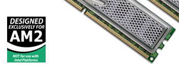Только для AMD Socket AM2: DDR2-дискриминация от OCZ