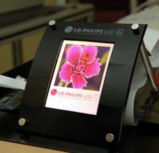Гибкий AM-OLED от LG.Philips LCD