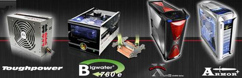 Первая продукция Thermaltake в рамках инициативы NVIDIA ESA