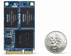 SanDisk анонсирует флэш-диск напоминающий Intel Turbo Memory
