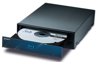 Sony BWU-200S запишет 50 ГБ за 45 минут