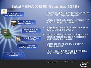 Intel G45