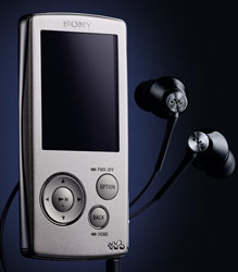 Sony NWZ-A810
