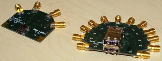 Стендовая демонстрация USB 3.0