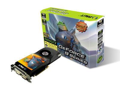 Palit GeForce 9800 GTX