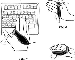 Выдержки из патента Microsoft (манипулятор с гироскопами)