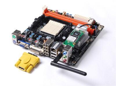 GeForce 8200 ITX WIFI