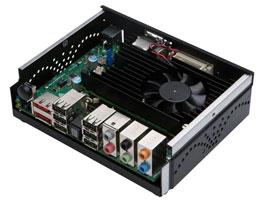 Эталонный дизайн неттопа платформы NVIDIA Ion