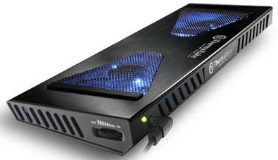 Thermaltake Xaser S1000 – кулер для ноутбука
