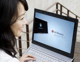 LG Display использует солнечный свет для подсветки панелей ноутбуков
