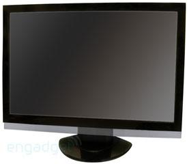 26-дюймовый стереоскопический монитор iZ3D
