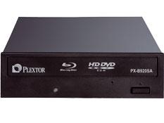 Plextor PX-B920SA. Унифицированный Blu-ray/HD DVD