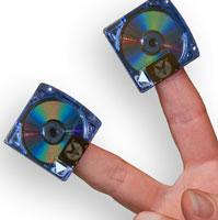 32-мм диски объёмом 1 ГБ