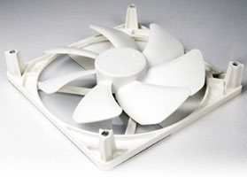 Патентованный вентилятор QFan