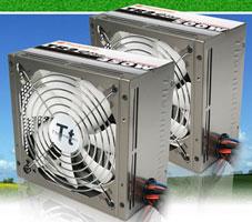 Thermaltake TR2 QFan. Тихие и эффективные БП.