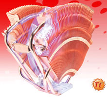 Thermaltake V14Pro: кулер в виде бутерброда