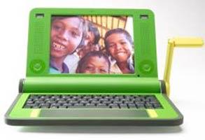 Прототип лэптопа (ещё с ручкой)