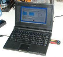 Модифицированный ASUS Eee PC