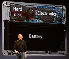 Батарейка размером с ноутбук