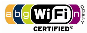 Логотип «Wi-Fi CERTIFIED» – гарантия чистой передачи голоса