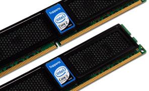 Память OCZ с поддержкой Intel XMP