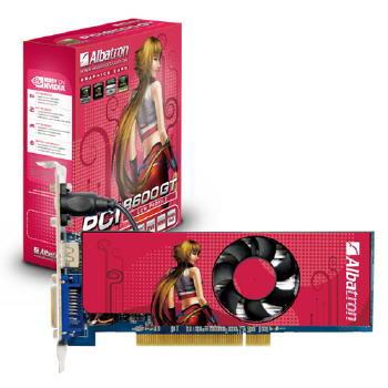 GeForce 8600 GT PCI
