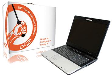 OCZ OCZNBIM17A: Centrino 2 для самостоятельной сборки
