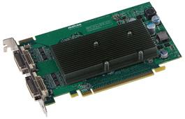 M9120 PCIe x16. Двухмониторная видеокарта.