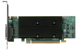 M9140 LP PCIe x16. Четырёхмониторная.
