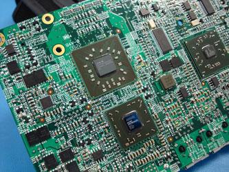 Инженерный образец процессора AMD для UMPC?